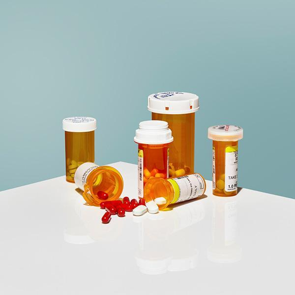 Leki nablacie